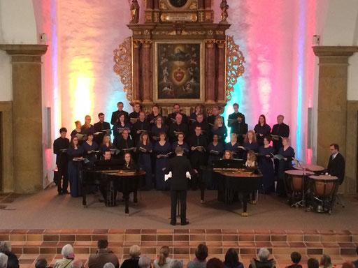 Das Brahms Requiem in der Fassung für zwei Klaviere und Pauke im April 2014