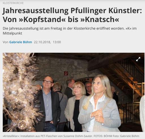 KlosterKirche Pfullingen 2018