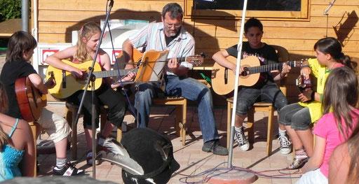 Sommerkonzert Musikschule Fendel Fronhausen