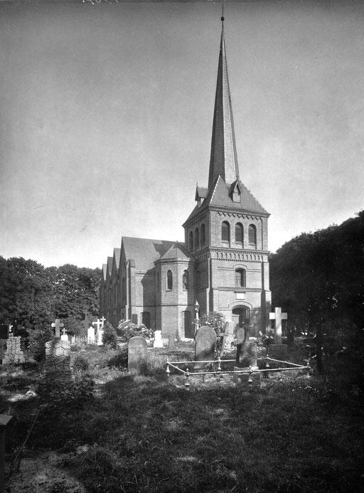 Aufnahme von 1908