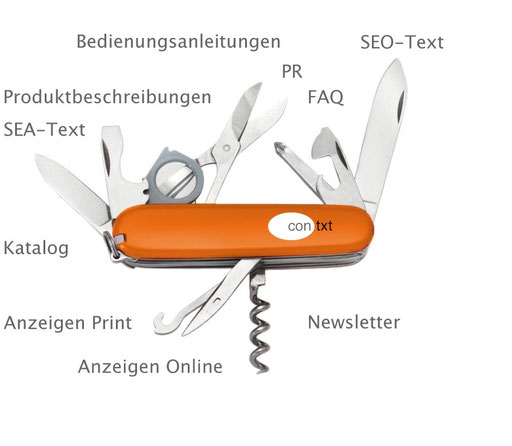 contxt_Leistungen_Text_Übersicht_Beispiel_Swiss Knife