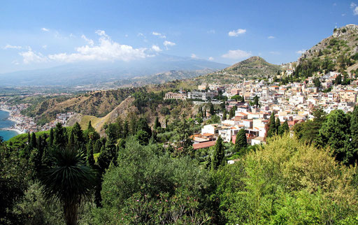 Sizilien/Taormina  Foto:Preller