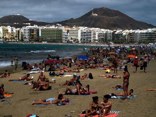 Gran Canaria/ Las Palmas Foto:Preller