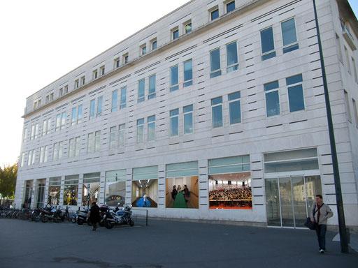 facade odontologie - centre-ville Nantes