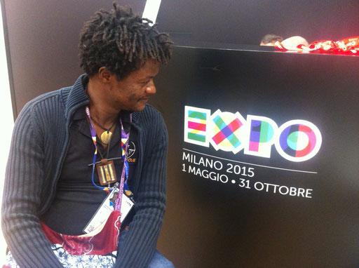 EXPOTITION MILAN 2015