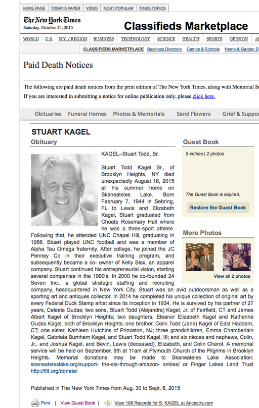 Stuart KagObit8-15 - Website of ljgudas!