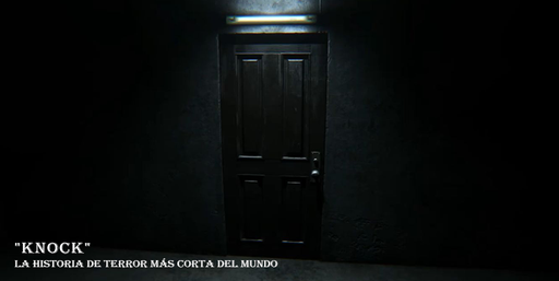 Knock, La mas corta y aterradora historia del mundo