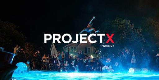 Proyecto X Pelicula