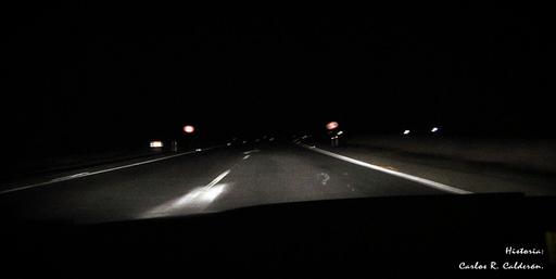 La carretera, The Rake