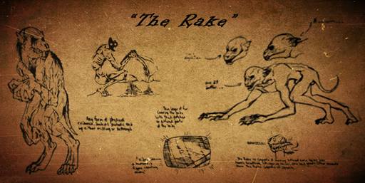 The Rake origen