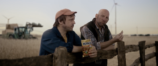 "Commercial: Haribo ""Goldbären""  / Director: Max Millies / Production: Mutter&Vater Filmproduktion / Year: 2019"