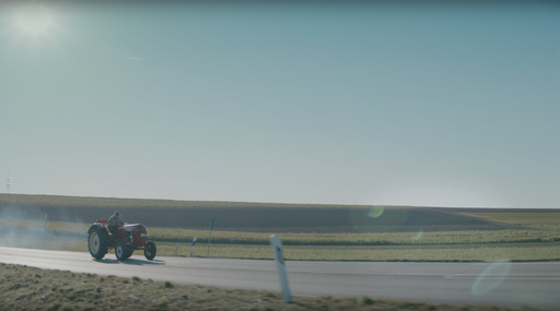 Commercial: Porsche - Come Back  / Director: Johannes Grebert / Production: Katapult Filmproduktion GmbH / Year: 2016