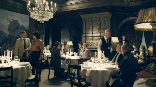 "Commercial: VW Up ""Restaurant"" / Director: Daniel Lwowski / Production: Nerd Communications GmbH / Year: 2012"