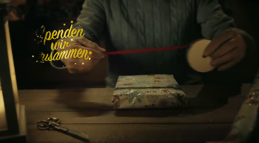 "Commercial: Migros ""Weihnachten"" / Director: Tobias Fueter / Production: Stories AG / Year: 2014"