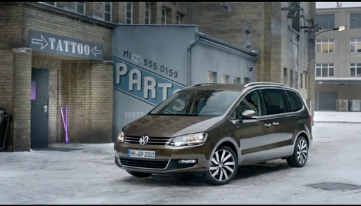 "Commercial: VW ""Piercing"" / Director: Andreas Hoffmann / Production: Doity Produktion GmbH / Year: 2014"