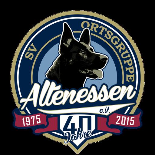 Logo 40 Jahre SV OG Altenessen