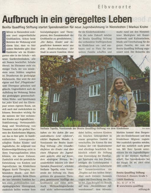 DorfStadtZeitung 11/15 vom 19. November 2015