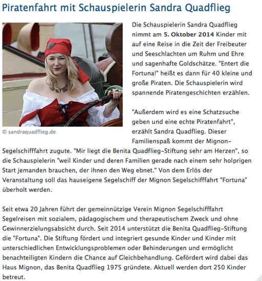 Hamburg Magazin vom 30.9.2014