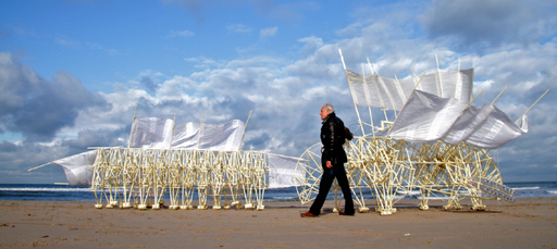 Theo Jansen: Strandbeester