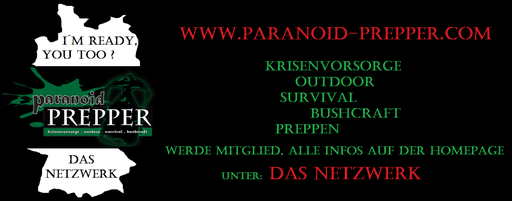 © Copyright by www.paranoid-prepper.com
