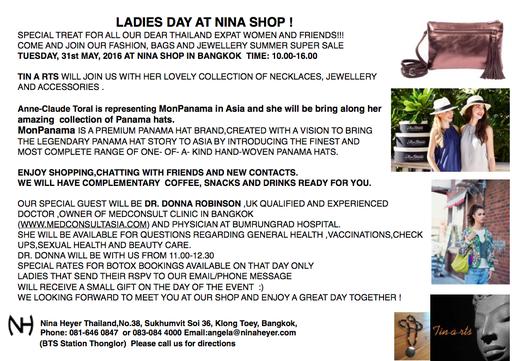 #Openhouse#ladiesday#ninaheyer#tinarts#tin-a-rts