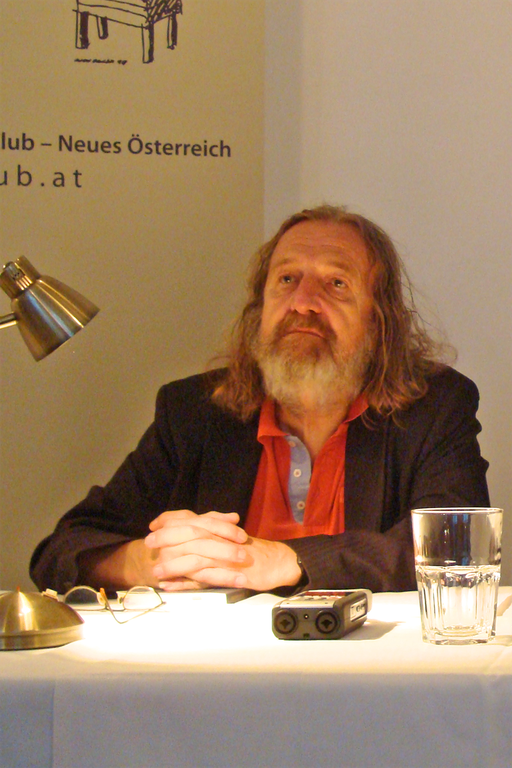 Manfred Chobot | Foto: Helmut Rizy
