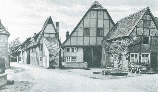 "Ansicht des ""Freckenhorster Bürgerhauses"""