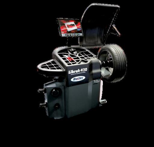 Reifenwuchtmaschine Butler LIBRAK 430 3D TEC