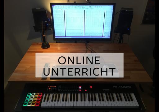 Online-Unterricht - Symbolbild