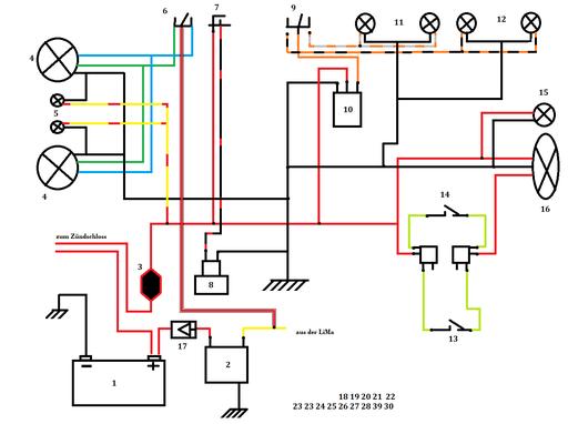 Elektrik - das Problemkind - zweitaktpowers Webseite!