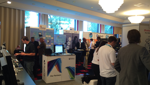 Exhibition at Bluetooth Europe 2014