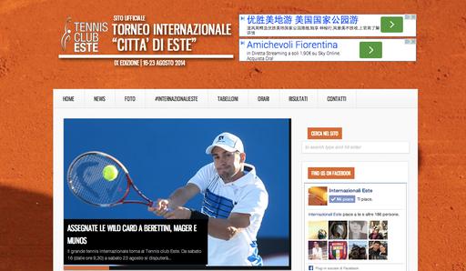 """Tutte le informazioni attinenti il Torneo Internazionale """"Città di Este"""" sono disponibili nel sito ufficiale www.internazionalieste.it."""