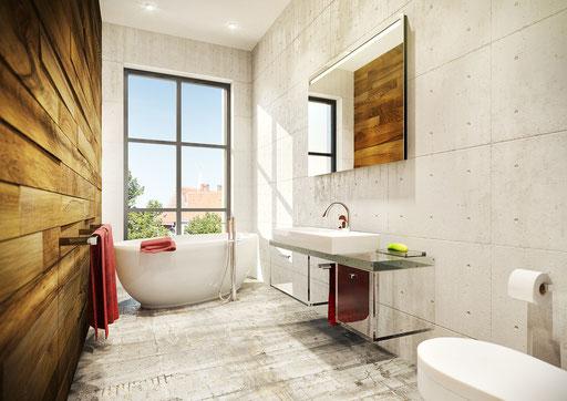 salle de bains - copyright image Begehungen