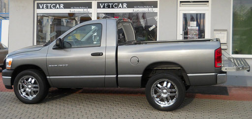 Dodge RAM 1500 3.7ltr.V6 Magnum Automatik Regular Cab Short Box