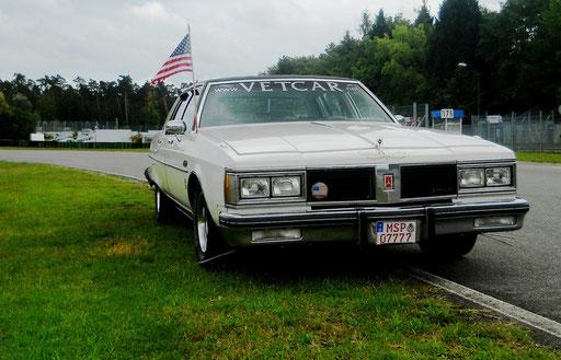 Oldsmobile V8 Ninety Eight Regency, Baujahr 1984 mit  H-Zulassung