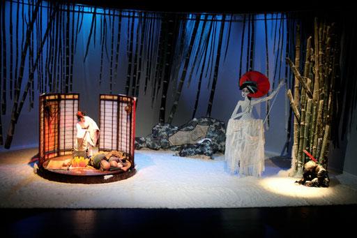 """Yuki Onna aus """"Ein Kranich im Schnee"""" foto-ed"""