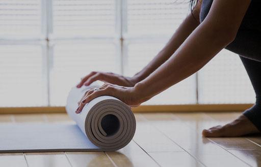 Back to the roots, Yoga Workshop mit Thorsten im Raum der Achtsamkeit in Rupperswil