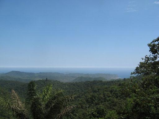 Im Nationalpark Machalilla - ganz nah am Meer