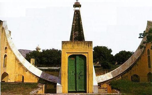Sun Dial - Astronomy in Ancient India