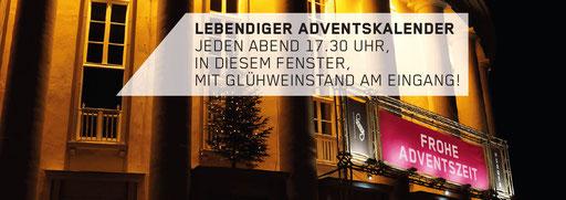 Lebendiger Adventskalender des SST.