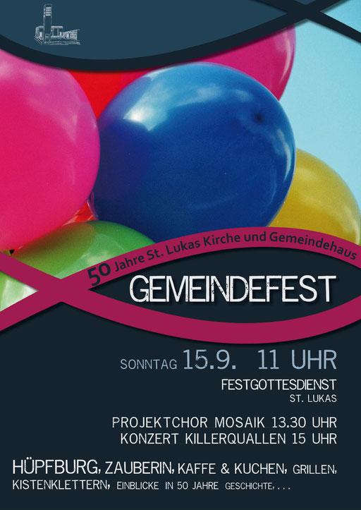Gemeindefest in Querum