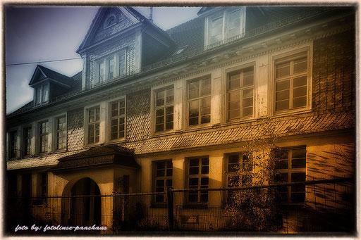 Lost Places im Bergischen Land altes Schulgebäude
