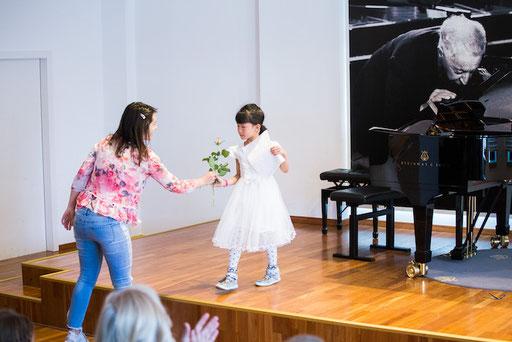 Klavierunterricht in München für Kinder und Erwachsende - auch Hausbesuch