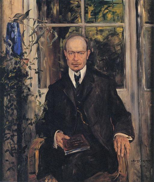 Porträt Henry Simms