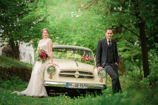 Hochzeit in Baden-Baden