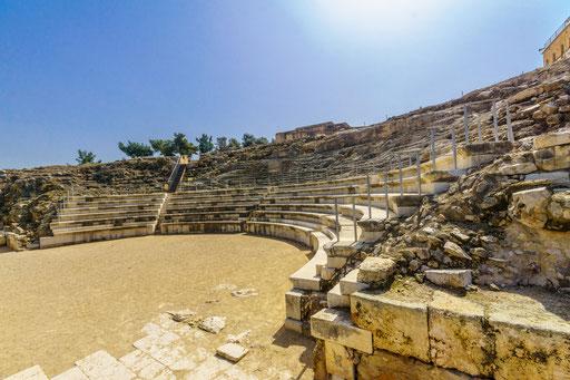 Römisches Theater von Sepphoris