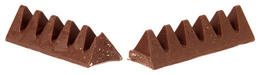 http://commons.wikimedia.org/wiki/File:Toblerone-Split.jpg?uselang=de