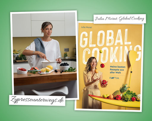 Julia Morat Global Cooking