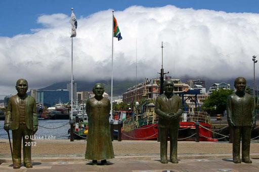 Kapstadt, wir kommen!