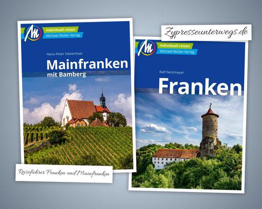 Reiseführer Franken und Mainfranken mit Bamberg (C) Michael Müller Verlag